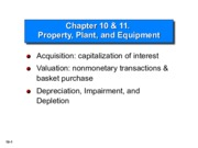 Chapter 10 and 11 PPE with solutions