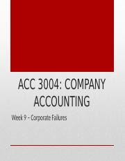 Lecture 9- Corporate Failures.pptx