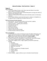 PSYC3604 Notes for Final Exam