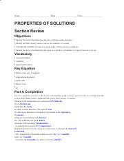 Kaylee Rowe   4ChemistryWeek1 Sec 16.1 Review Worksheet 1 ...