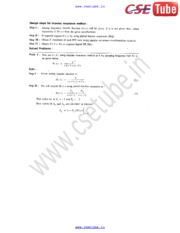 Dsp impulse invariance 2 problems - CSE TUBE