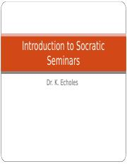 Introduction to Socratic Seminars.ppt