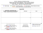 ACC 221 - Fall 2015 Course Schedule-Calendar.doc