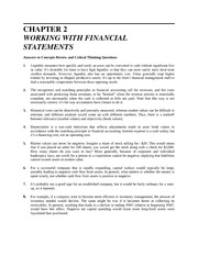 EA312_EXAM REIVEW_Chapter_02.Working with Financial Statements