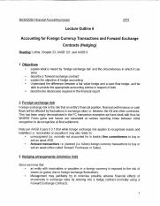 ch.23 summary foreign currency-2