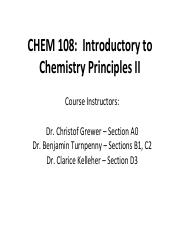 1st Lecture CHEM108 - Spring 2017 -  - Intro to Chemistry(1)