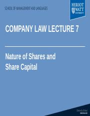 C18CM Company Lecture 7.ppt