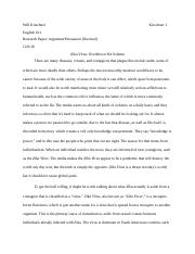 English research paper on Zika Virus.docx