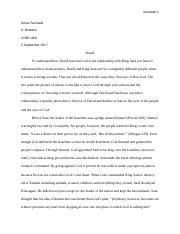 David Research Essay.docx