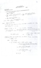 solutions Exam2 Math11 Summer 2014