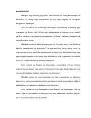 paano gumawa ng rekomendasyon sa research paper
