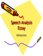 Speech_Analysis_Essay