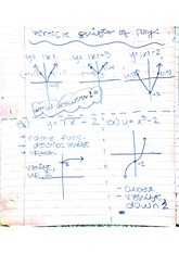 Vertical Polynomial Shifts
