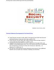 Factors Influencing Social Policy Advertisement.docx