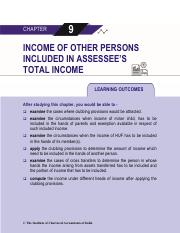 Chapter 9 Income of Other Persons Included in Assessee's Total Income.pdf