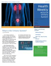 HCS214_r4_Wk5_Urinary_System_Newsletter.docx