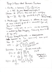 Math132Summer2014Harmonicfunctions