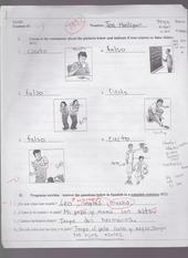Exam 3 true: false and preguntas escritas