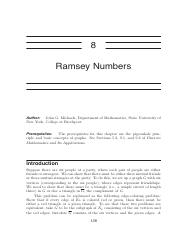 A08 - Ramsey Numbers.pdf