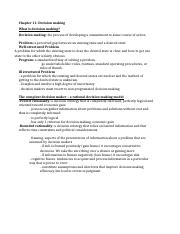 BU288 Chapter 11 text notes.docx