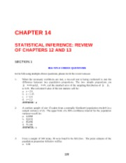 TB Chapter 14 w/answers