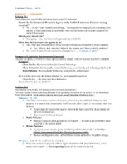 Exam 2 - Combined Notes