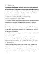 CIS 524 Wk9 Discussion 1.docx