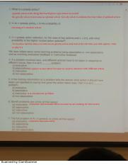 notes for review quiz