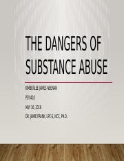 The dangers of substance abuse.pptx