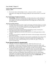 Notes Module 7 Essentials of Sociology Chapter 15.docx
