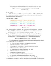 102 Winter 2013 Syllabus