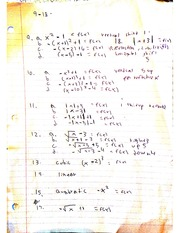 Math Algebraic Functions Being Preformed Worksheet