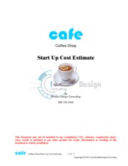 Coffee-Shop-Start-Up-Free-Estimate