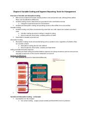 Chapter 6 Variable Costing and Segment Reporting.docx