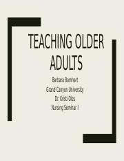 Teaching OLDER ADULTS.ppt