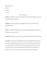 Projectile Inquiry Lab Matteo Radoslovich.pdf