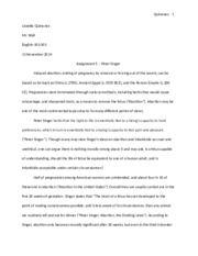 eng 102 assignment 5 Assignment: rough draft of the research paper written assignment grading form for rough draft of research paper, due in week seven the assignment must meet the following requirements:.