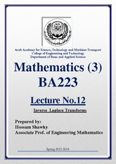 BA223_LECTURE NOTES_2013_1__2_1_Lec No.12