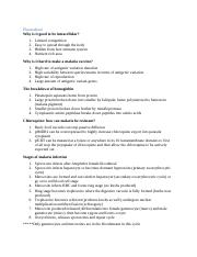 MIMG 168 Study Guide (Plasmo, Toxo, Tricho).docx