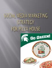 SOCIAL MEDIA MARKETING STRATEGY (Presentation)