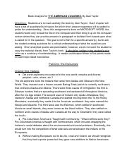 american colonies alan taylor summer assignment answers