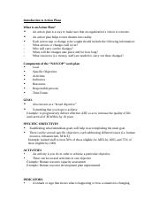 15 Introduction to Action Plans.doc