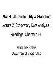 MATH 040 Lecture 2.ppt