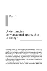 Part 1   Understanding Conversational Approaches To Change