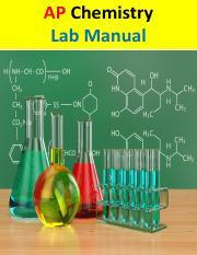 chm 116 lab