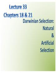 Chapter 18 and 21 - Natural and Artificial Selection .pdf