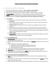 Chapter 13 Business Law (Contract and Sales).docx