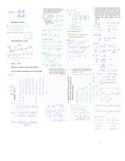 math tut notes