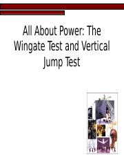 The Wingate Test (1).ppt