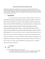 Group Project Discussion Part II - Solution Portion.docx